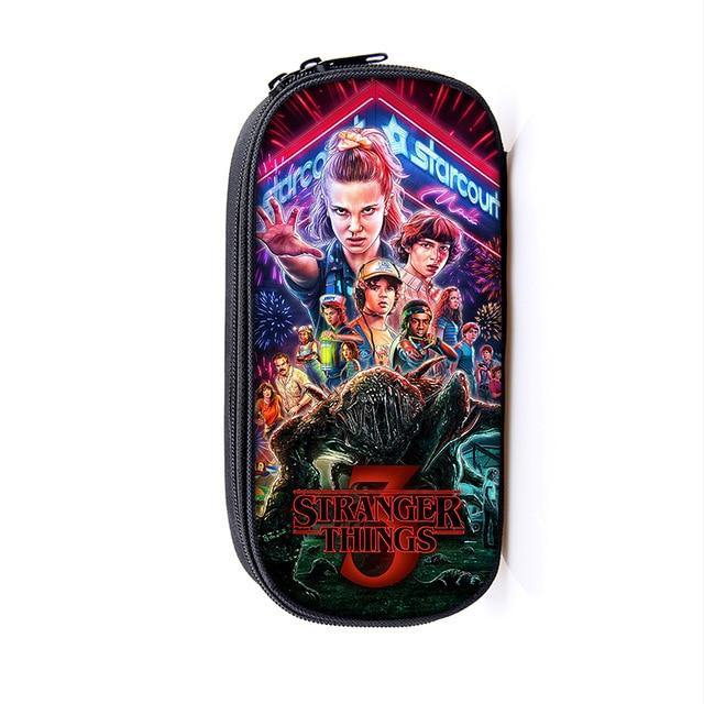 Trousse Stranger Things S3 groupe