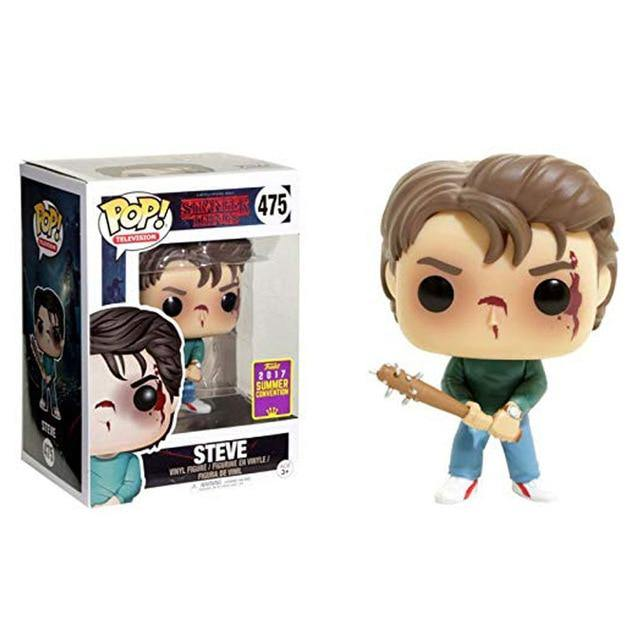 Figurine POP Stranger Things Steve
