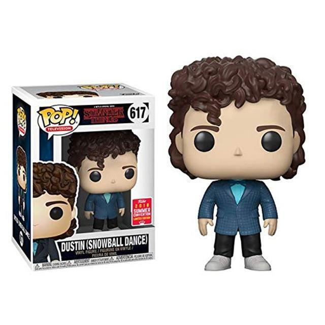 Figurine POP Stranger Things Dustin