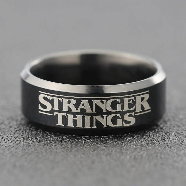 Bague Stranger Things Classic | La Boutique Stranger Things