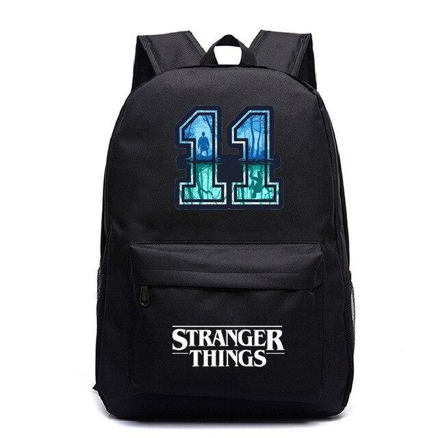 Sac Stranger Things Eleven noir