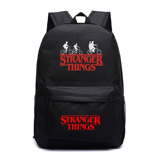 Sac Stranger Things Bike noir