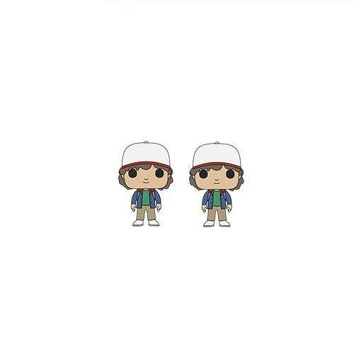 Boucles d'oreilles Stranger Things Dustin
