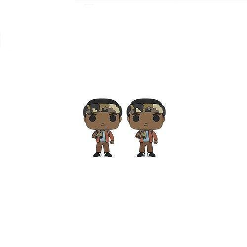Boucles d'oreilles Stranger Things Lucas | La Boutique Stranger Things