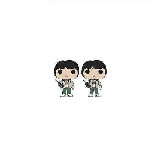 Boucles d'oreilles Stranger Things Mike