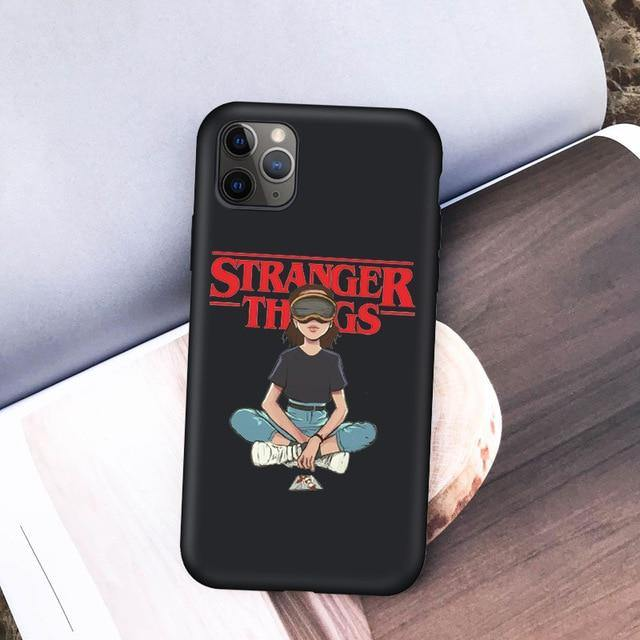 Coque iPhone  Stranger Things Eleven simple | La Boutique Stranger Things