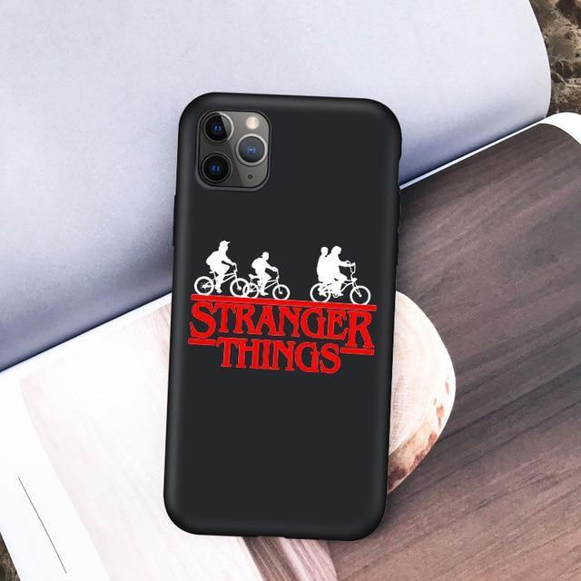 Coque iPhone  Stranger Things Bike | La Boutique Stranger Things