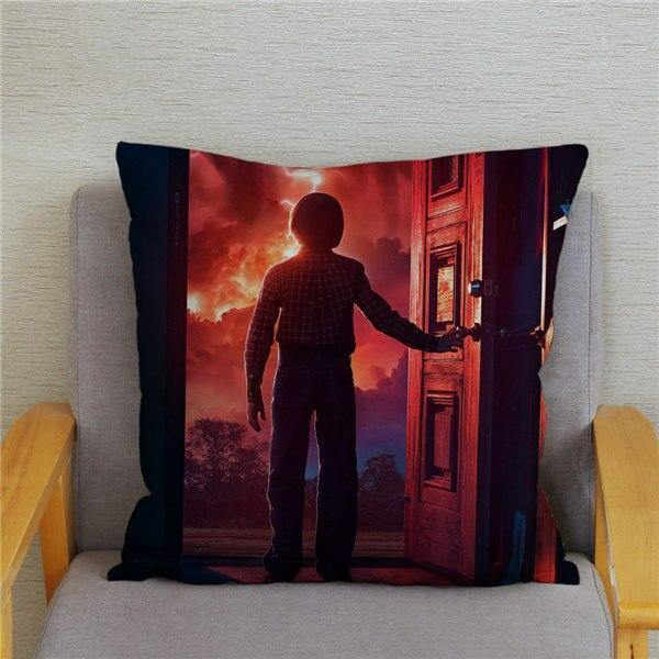 Coussin Stranger Things Will Flagelleur mental