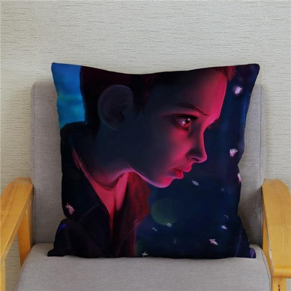 Coussin Stranger Things Onze Art