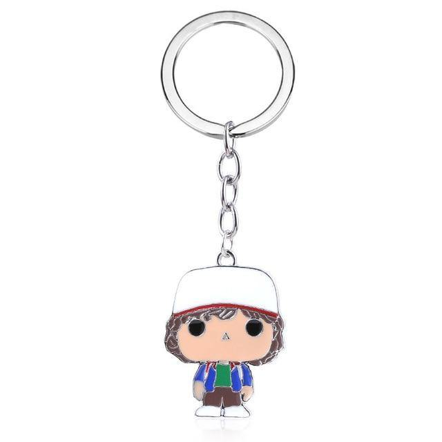 Porte-clé Stranger Things Dustin