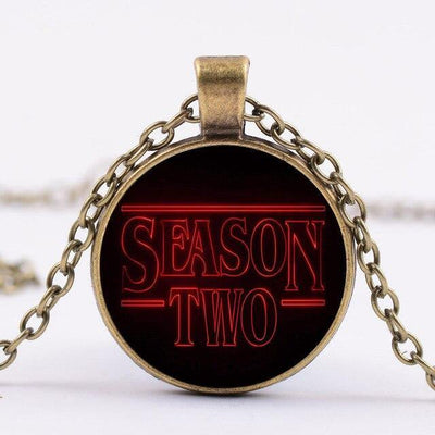 Collier Stranger Things Season Two | La Boutique Stranger Things