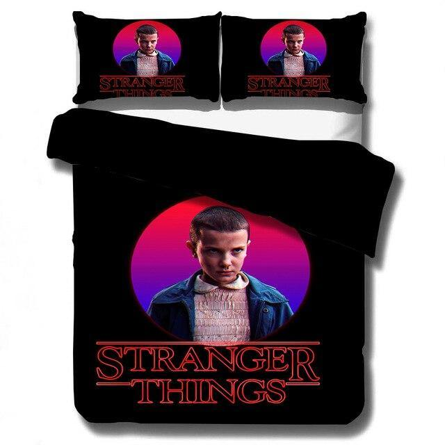 Housse de couette Stranger Things Circle Eleven
