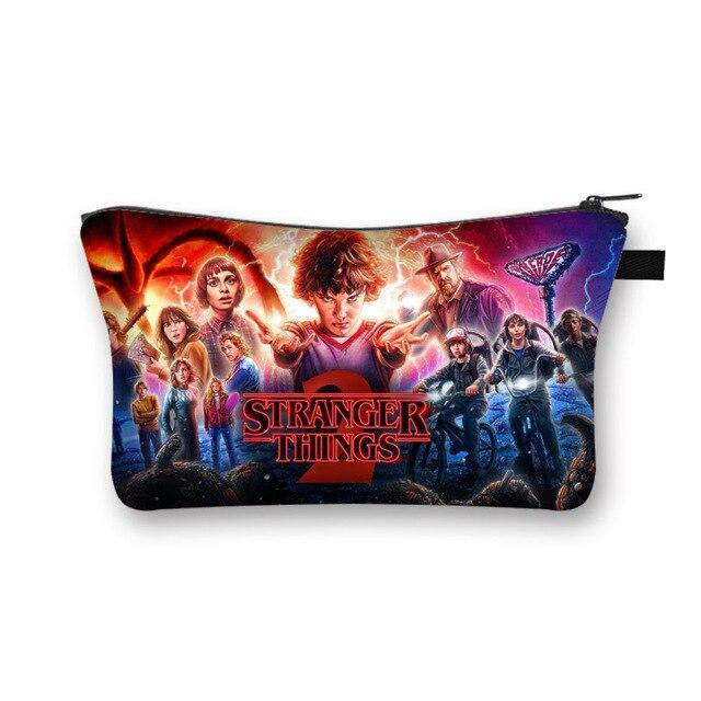 Trousse légère Stranger Things S2 personnages | La Boutique Stranger Things