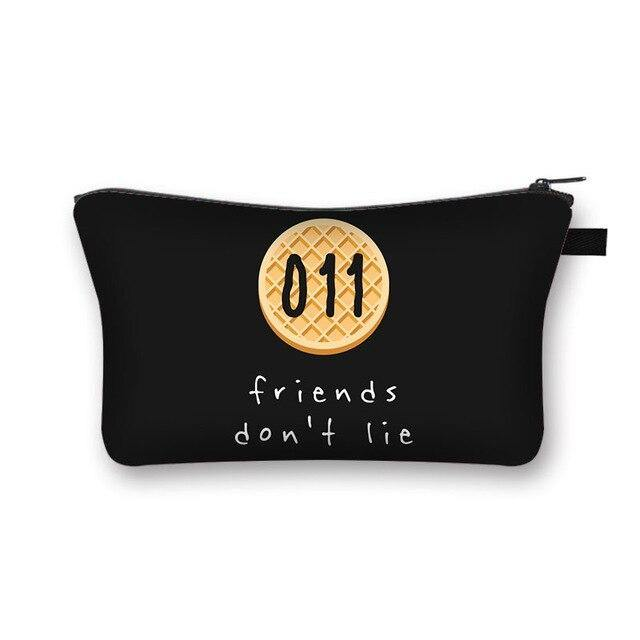 Trousse légère Stranger Things 011 Friends | La Boutique Stranger Things