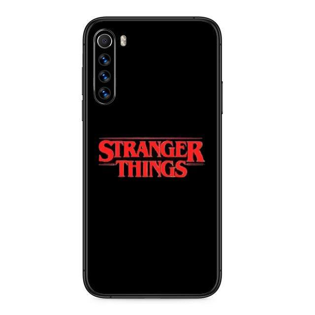 Coque Xiaomi Stranger Things Classic