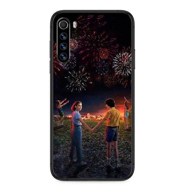 Coque Xiaomi Stranger Things feu d'artifices