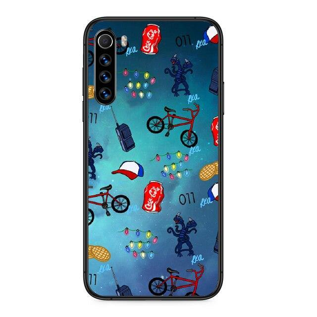Coque Xiaomi Stranger Things objets