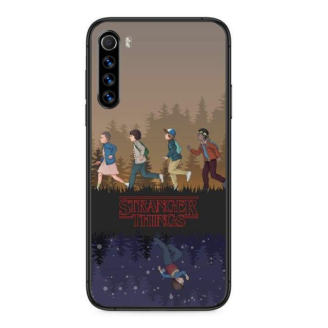 Coque Xiaomi Stranger Things dessin