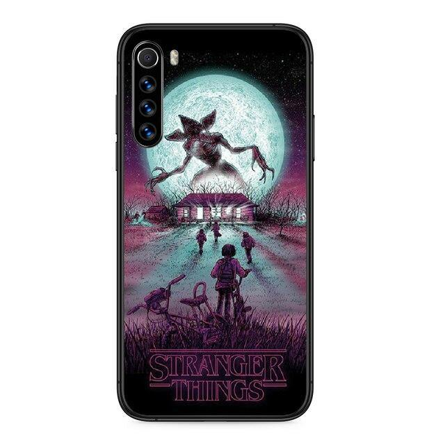 Coque Xiaomi Stranger Things Demogorgon