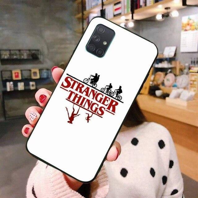 Coque Samsung Stranger Things Classic ombre