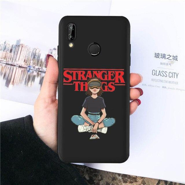 Coque Huawei Stranger Things Eleven simple