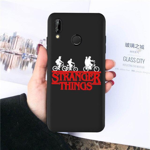 Coque Huawei Stranger Things Bike