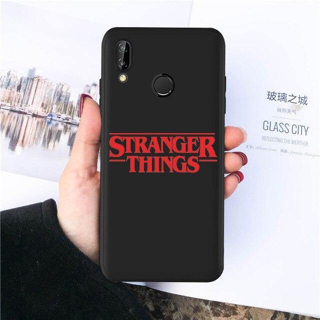 Coque Huawei Stranger Things Classic