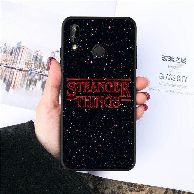 Coque Huawei Stranger Things étoiles | La Boutique Stranger Things