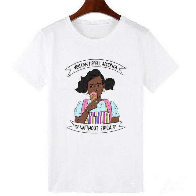 T-shirt Stranger Things Erica