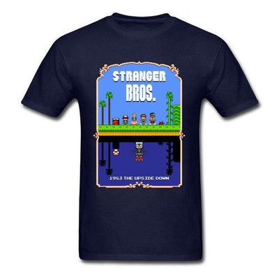 T-shirt Stranger Things Stranger Bros | La Boutique Stranger Things