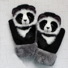 Load image into Gallery viewer, Cute Animal Mittens