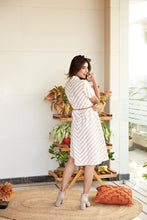 Load image into Gallery viewer, Striped Hilo Cotton Dress | NR