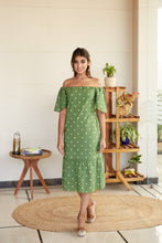 Load image into Gallery viewer, Polka Maxi Dress | NR
