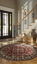 Load image into Gallery viewer, Nourison Nourison 2000 Burgundy Area Rug 2002 BUR (Octagon)