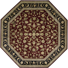 Load image into Gallery viewer, Nourison Nourison 2000 Burgundy Area Rug 2002 BUR