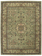 Load image into Gallery viewer, Nourison 2000 Light Green Area Rug 2005 LTG