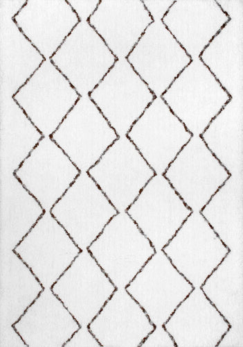 nuLOOM Hand Tufted Corinth Natural Area Rug