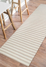 Load image into Gallery viewer, nuLOOM Outdoor Striped Yasmin VIHA01A Area Rug
