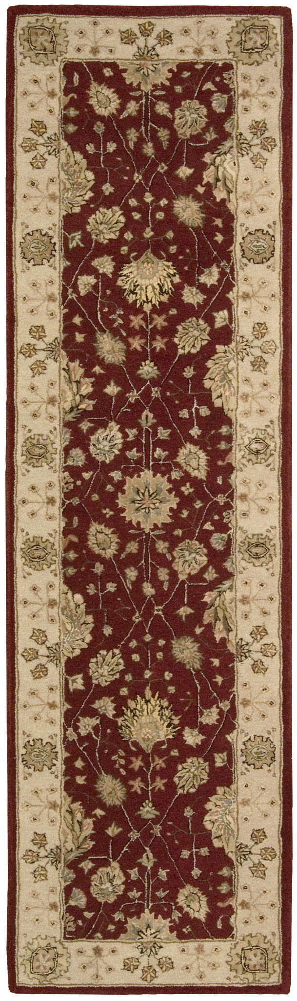 Nourison Nourison 3000 Red Area Rug 3102 RED