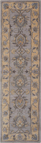 Joseph Abboud Sepia Grey/Ivory Area Rug By Nourison SEP01 GRYIV