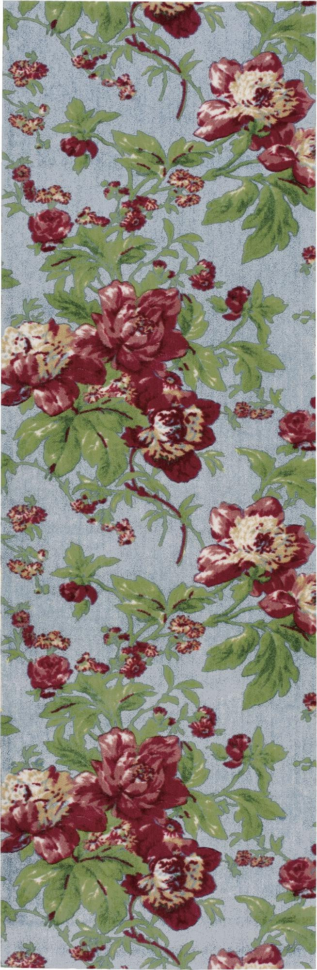Waverly Artisanal Delight Forever Yours Spring Area Rug By Nourison WAD01 SPRNG