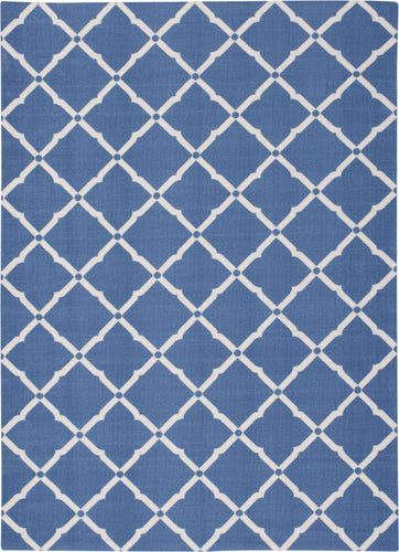 Nourison Home & Garden Navy Area Rug RS091 NAV
