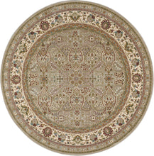 Load image into Gallery viewer, Kathy Ireland Antiquities American Jewel Cream Area Rug By Nourison ANT03 CREAM