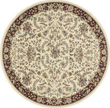 Load image into Gallery viewer, Kathy Ireland Antiquities Timeless Elegance Ivory Area Rug By Nourison ANT07 IVORY