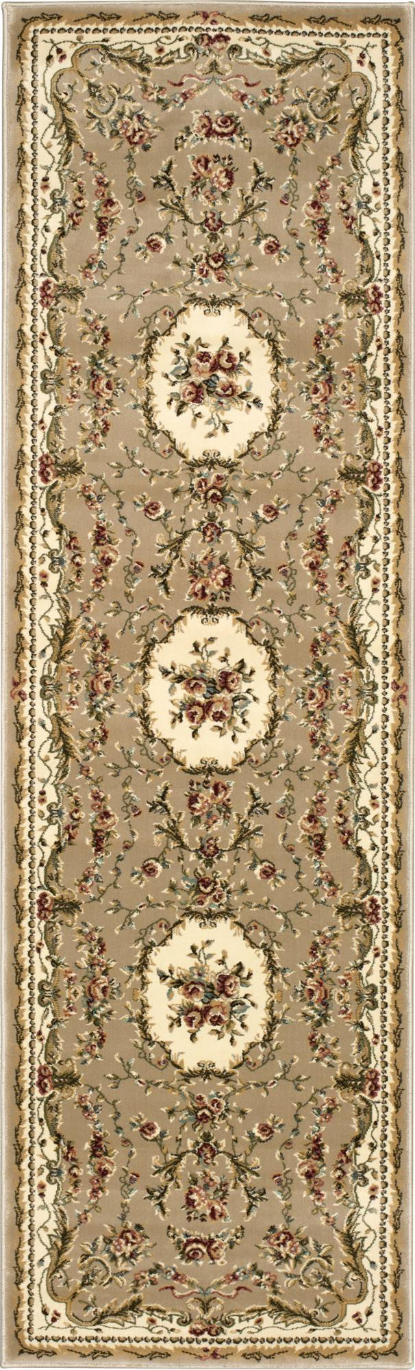 Nourison Bordeaux Cream Area Rug BOR01 CRM