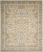 Load image into Gallery viewer, Nourison Timeless Beige Area Rug TML15 BGE