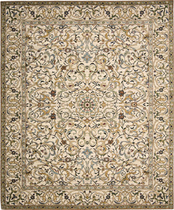Nourison Timeless Copper Area Rug TML16 COP