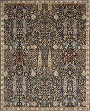 Load image into Gallery viewer, Nourison Timeless Navy Area Rug TML18 NAV