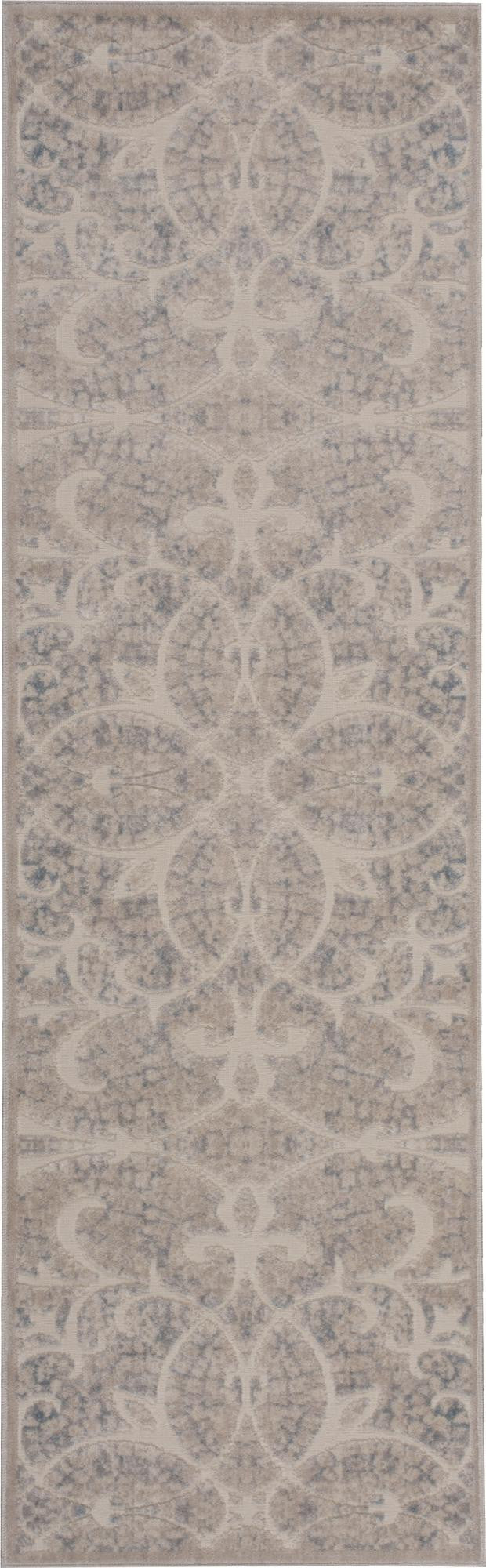 Nourison Graphic Illusions Beige Sand Area Rug GIL05 BGSND