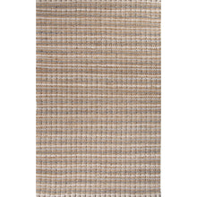 Load image into Gallery viewer, Jaipur Rugs Naturals Stripe Pattern Gray Cotton and Jute Area Rug